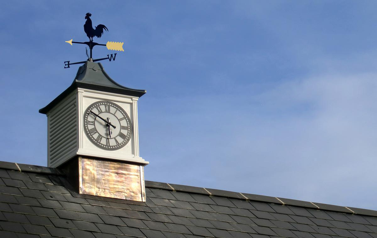 Clock Towers Portfolio Of Work Turret Clocks