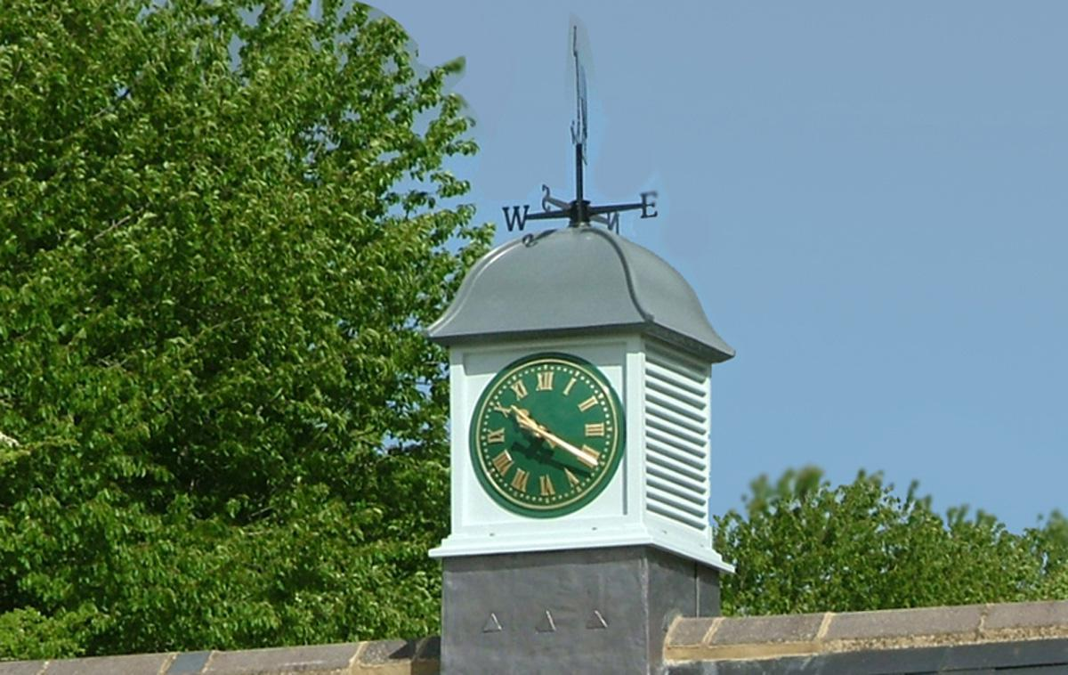 Ogee Clock Tower