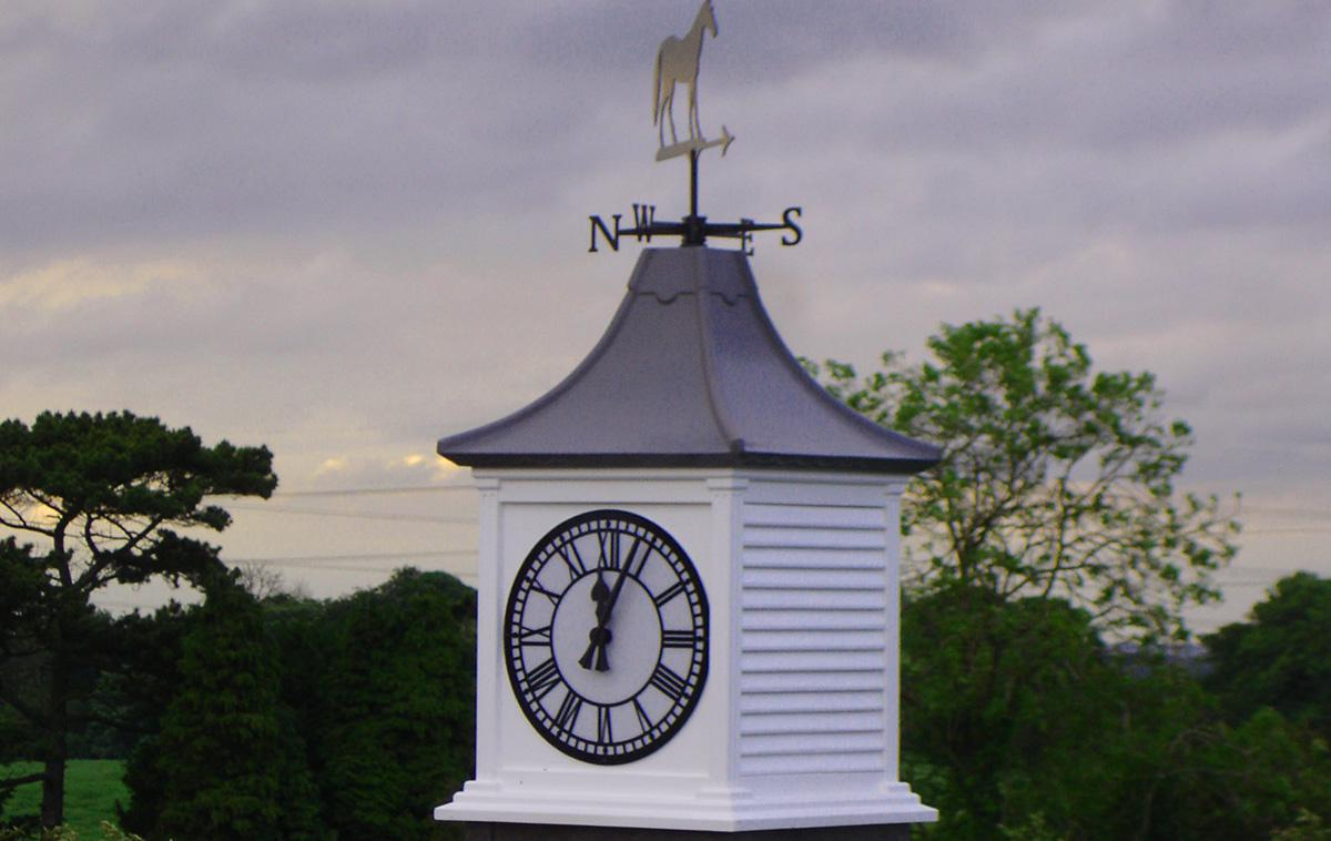 Stable Clock Tower