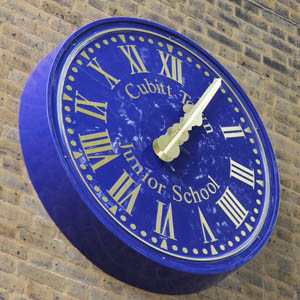 Outdoor Clocks Gallery