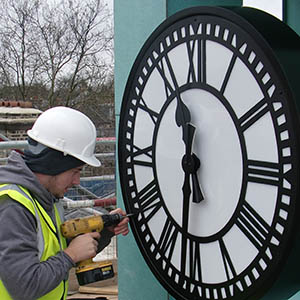 Clock Installation