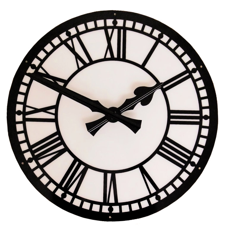 Outdoor Clocks European High Quality Mosaic Wall Clockold  : Skeleton Clocks from aamps.us size 768 x 768 jpeg 110kB
