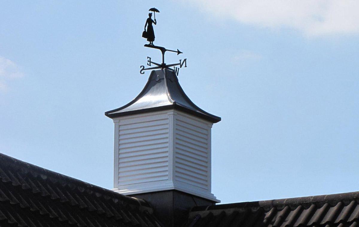Cupolas Roof Turrets Portfolio